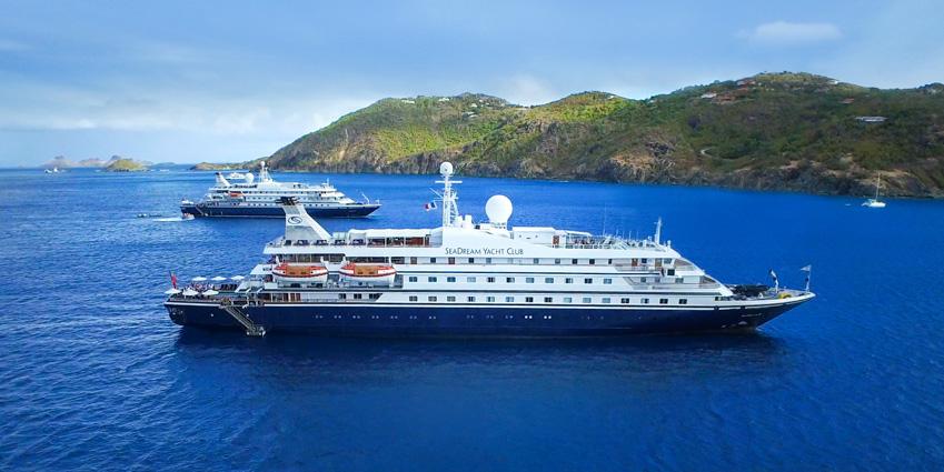 Small Luxury Cruise Ships