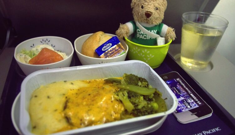 Pacific Inflight Dining